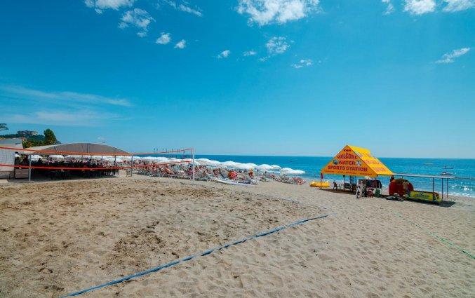 Strand van Resort The Lumos Deluxe & Spa in Alanya