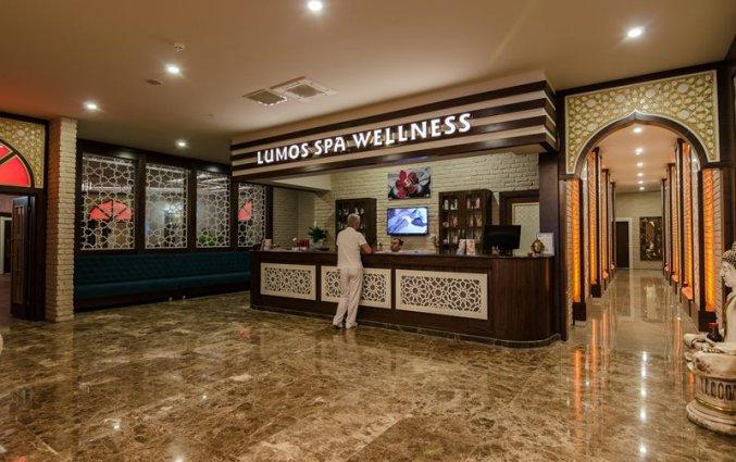 Wellnesscentrum van Resort The Lumos Deluxe & Spa in Alanya