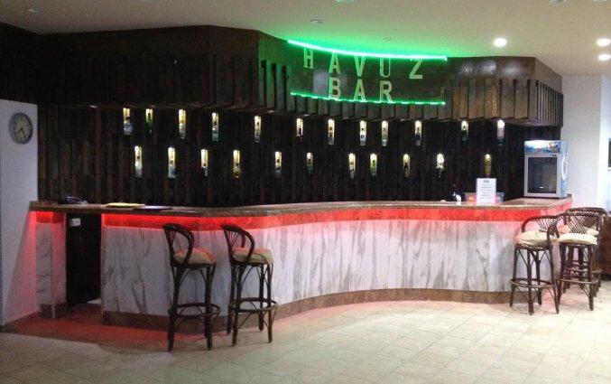 Bar van Hotel Drita in Alanya