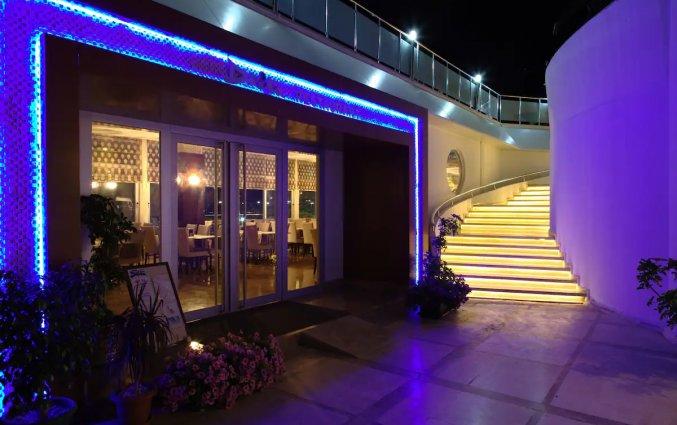 Restaurant van Hotel Drita in Alanya