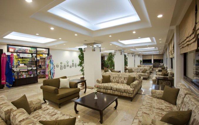 Lobby van Hotel Club Titan in Alanya
