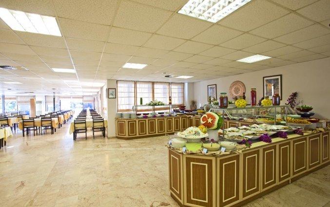 Restaurant van Hotel Club Titan in Alanya