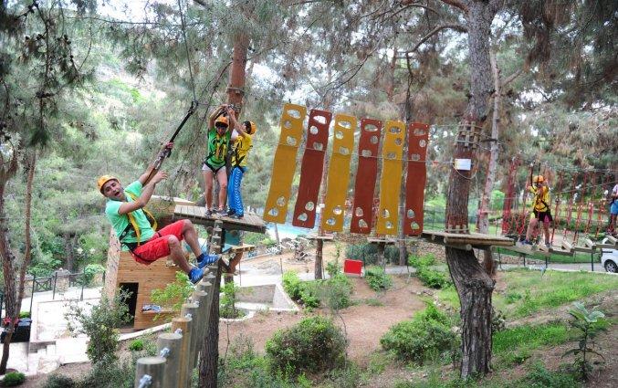Activiteit van Hotel Utopia World in Alanya