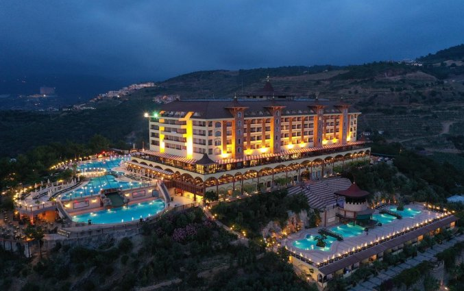 Hotel Utopia World in Alanya