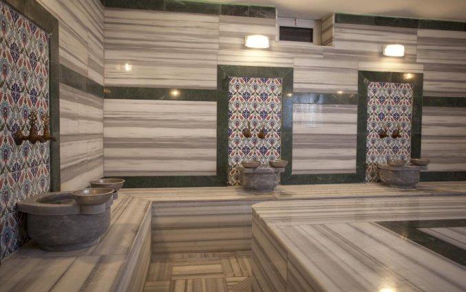 Hamam van Hotel Monart City in Alanya