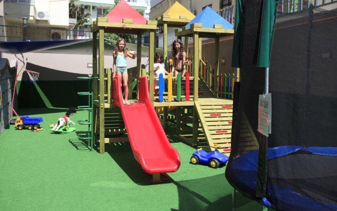 Speeltuin van Hotel Monart City in Alanya