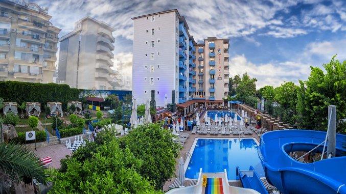 Hotel Club Big Blue Suite in Alanya