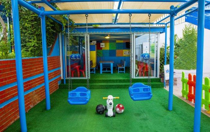 Speeltuin van Hotel Club Big Blue Suite in Alanya