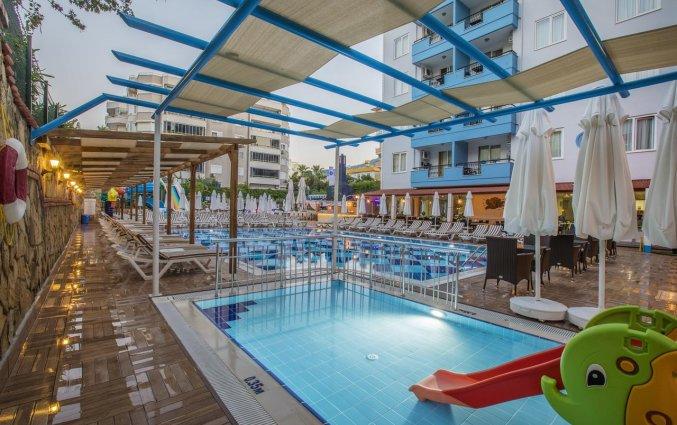 Kinderbad van Hotel Club Big Blue Suite in Alanya