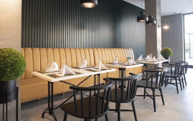 Restaurant van Resort Green Garden in Alanya