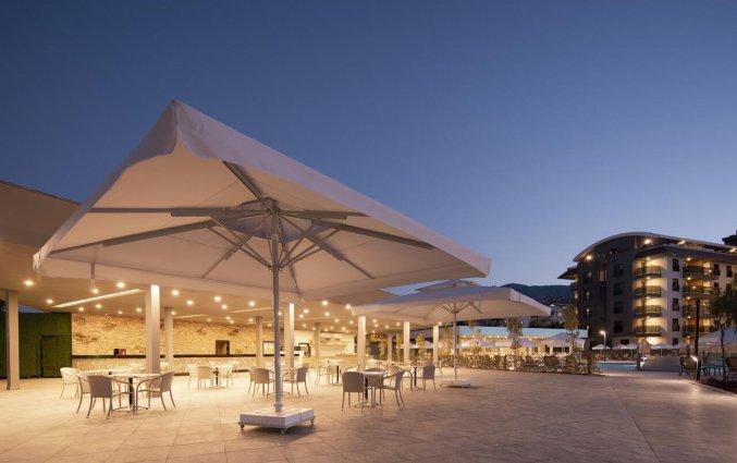 Bar van Resort Green Garden in Alanya