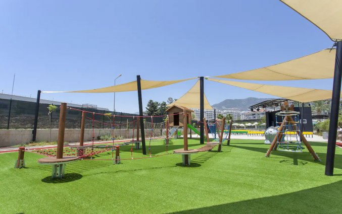 Speeltuin van Resort Green Garden in Alanya