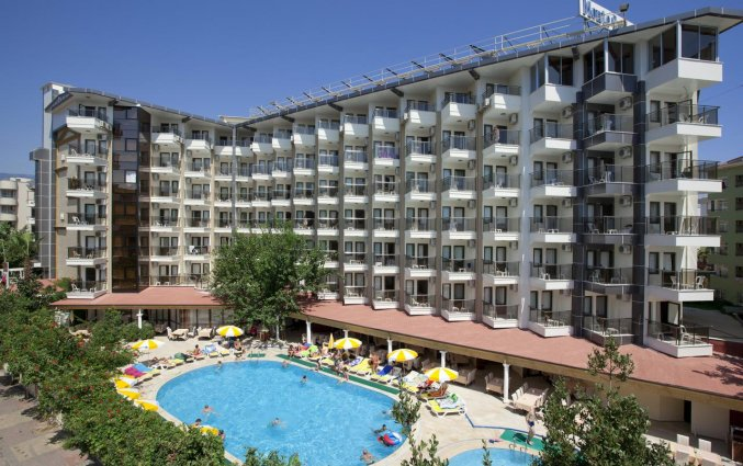 Hotel Monte Carlo in Alanya