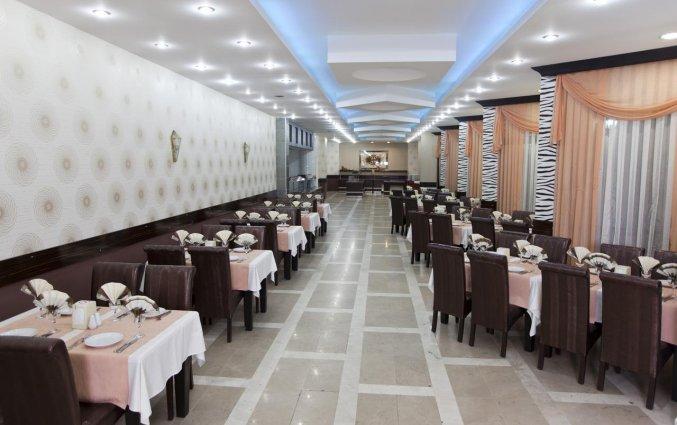 Restaurant van Hotel Monte Carlo in Alanya