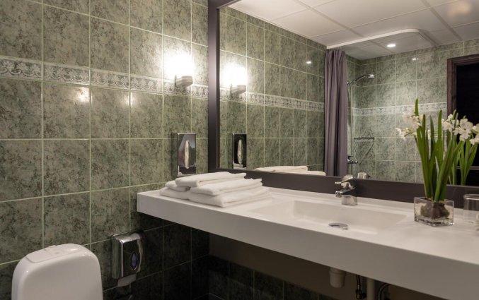 Badkamer van Hotel Metropol Tallinn