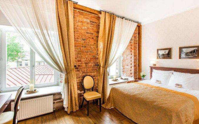 Tweepersoonskamer van Hotel Von Stackelberg Tallinn