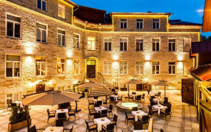 Terras Hotel Von Stackelberg Tallinn