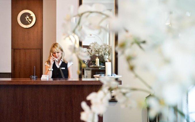 Receptie van Hotel Von Stackelberg Tallinn
