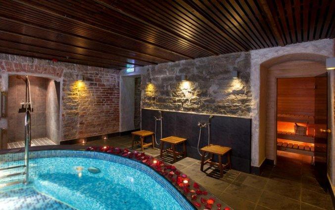 Zwembad van Hotel Von Stackelberg Tallinn