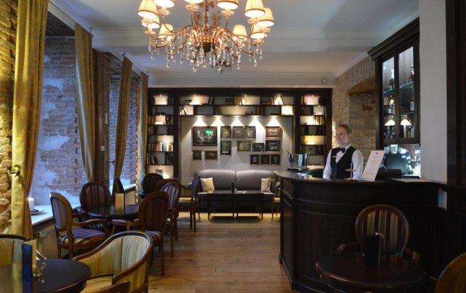 Bar van Hotel Von Stackelberg Tallinn