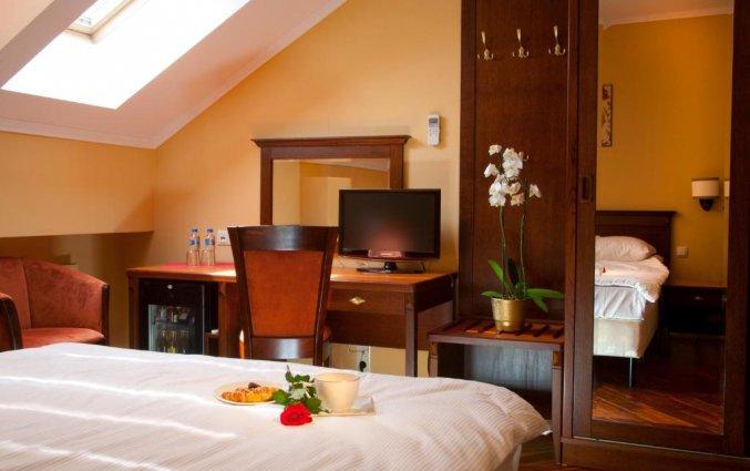 Tweepersoonskamer van Hotel Kobza Haus Old Town Gdansk