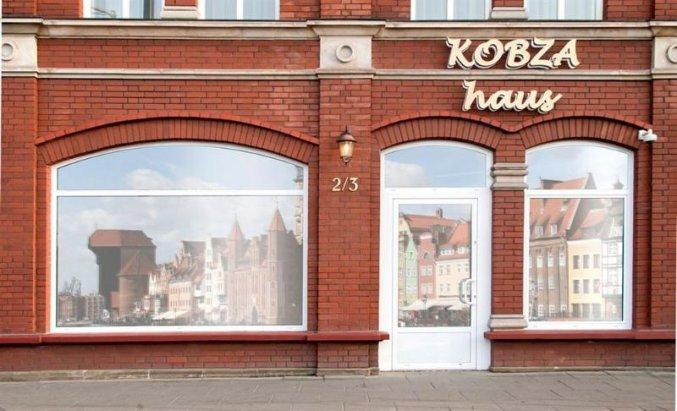 Gebouw van Hotel Kobza Haus Old Town Gdansk