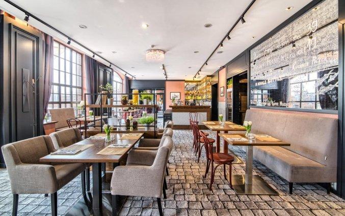 Restaurant van Hotel Hanza Gdańsk