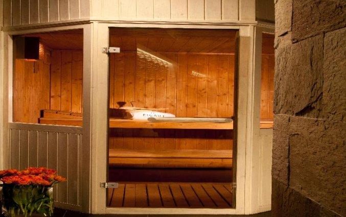 Sauna van Hotel Hanza Gdańsk