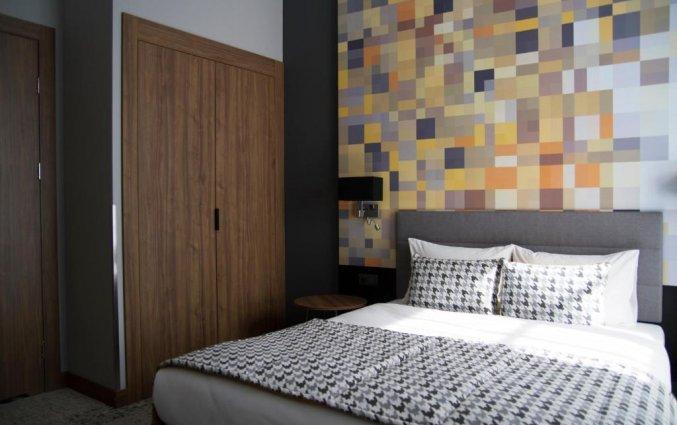 Tweepersoonskamer van Hotel IBB Długi Targ Gdansk