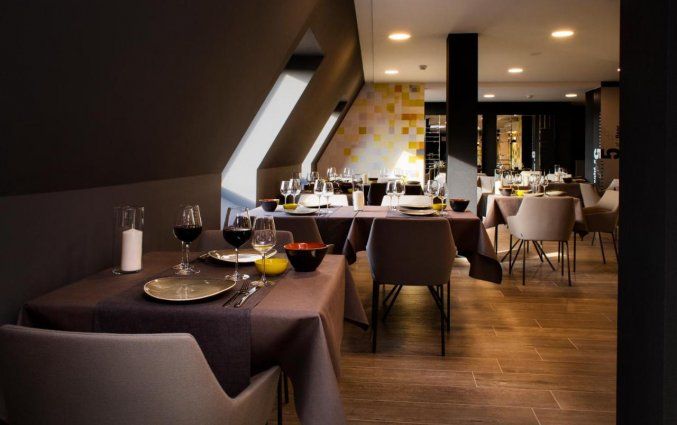 Restaurant van Hotel IBB Długi Targ Gdansk