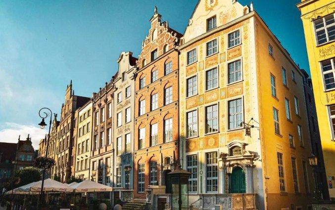 Gebouw van Hotel IBB Długi Targ Gdansk