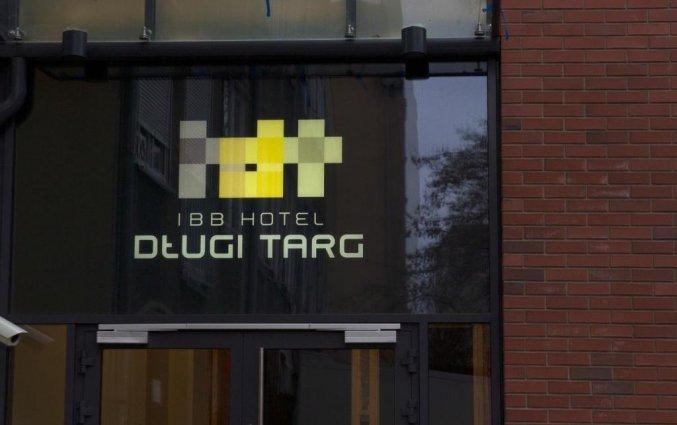 Logo van Hotel IBB Długi Targ Gdansk