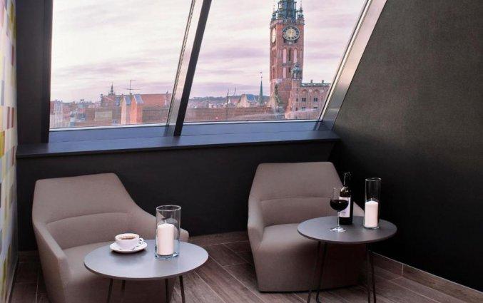 Lounge van Hotel IBB Długi Targ Gdansk