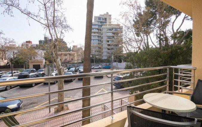 Balkon van Hotel Isla Mallorca & spa Mallorca