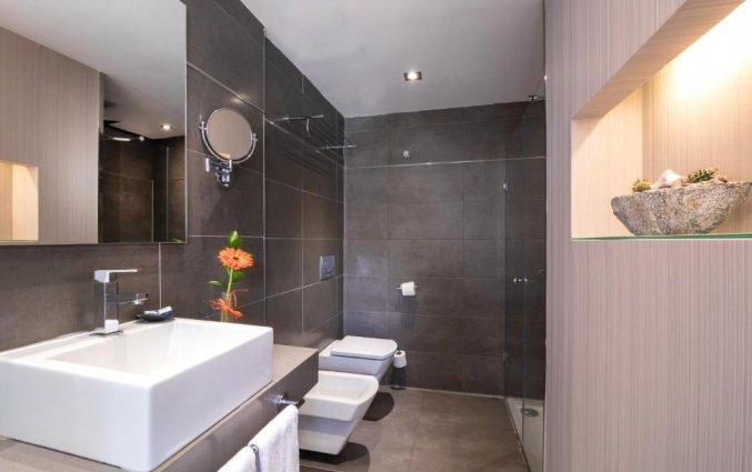 Badkamer van Hotel Isla Mallorca & spa Mallorca