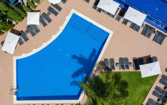 Zwembad van Hotel Isla Mallorca & spa Mallorca