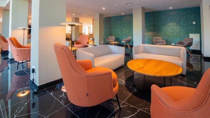 Lounge van Hotel Isla Mallorca & spa Mallorca