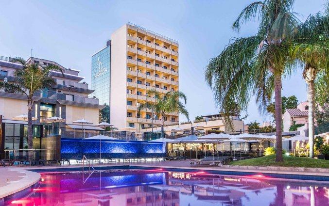 Buitenaanzicht van Hotel Isla Mallorca & spa Mallorca