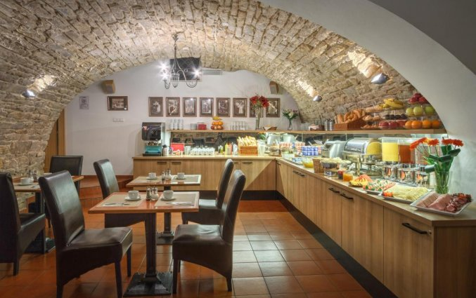 Restaurant van Hotel Mucha Praag
