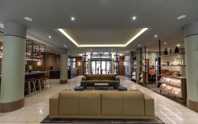 Lobby van Adina Apartment Hotel Budapest