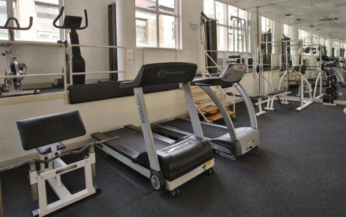 Fitnessruimte van Adina Apartment Hotel Budapest