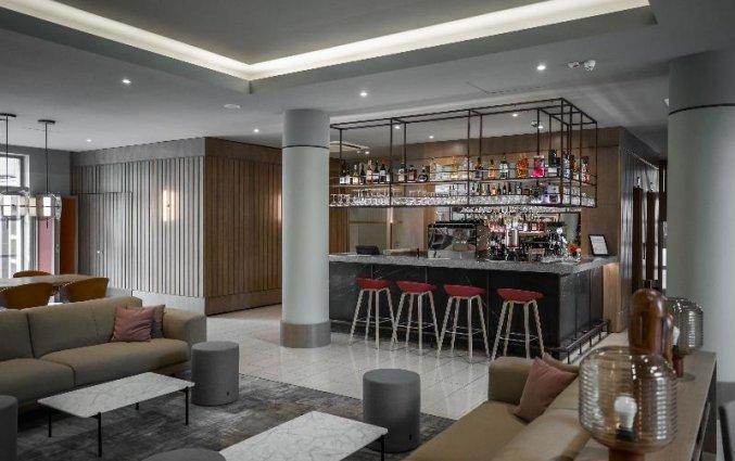 Bar van Adina Apartment Hotel Budapest
