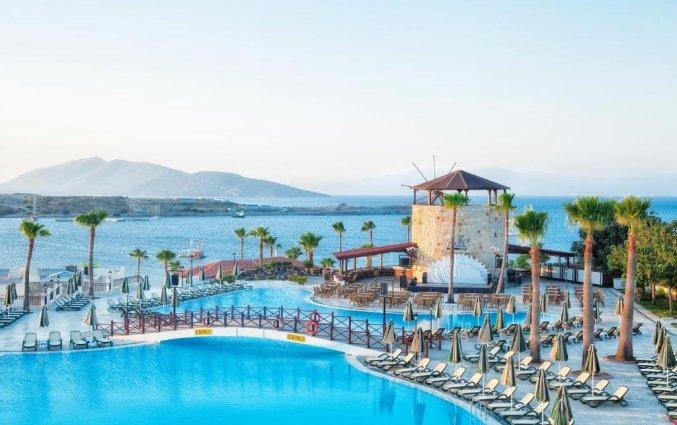 Zwembad van Hotel Asteria bodrum resort