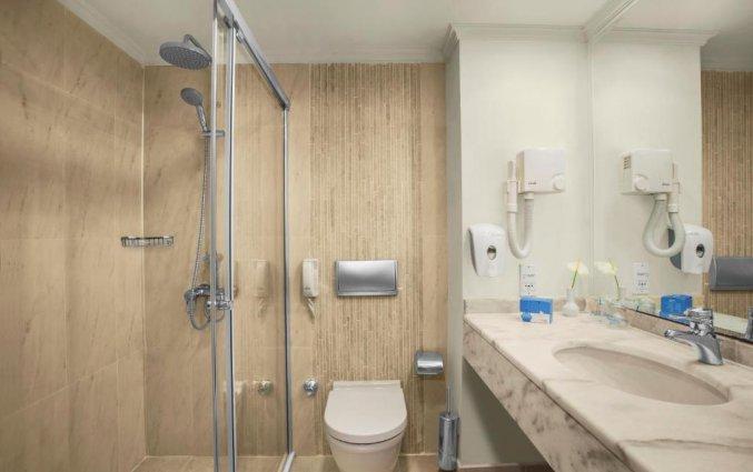 Badkamer van Hotel Asteria bodrum resort