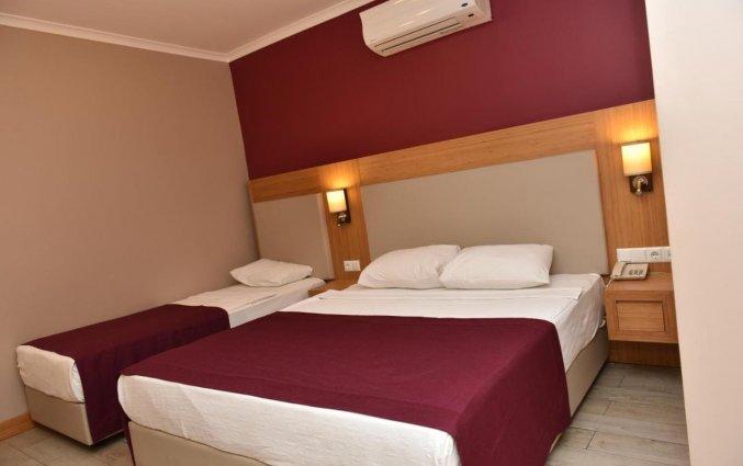 Driepersoonskamer van Istankoy Hotel