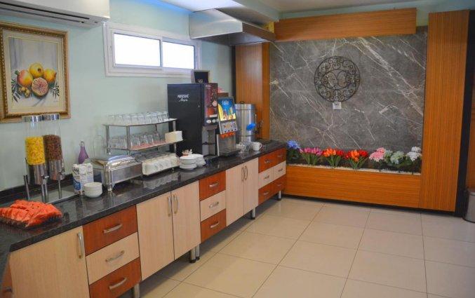 Ontbijt van Istankoy Hotel
