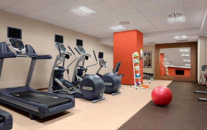 Fitness bij Hotel Garden Inn Sevilla
