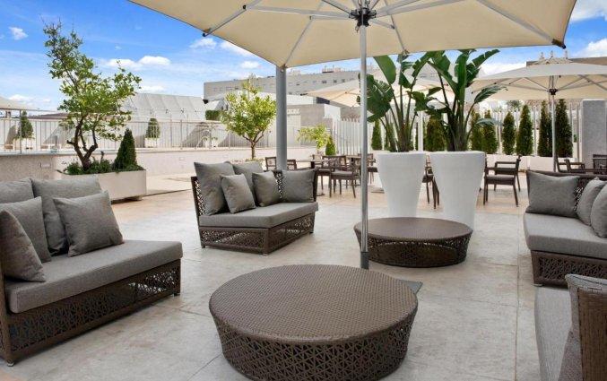 Terras Hotel Garden Inn Sevilla