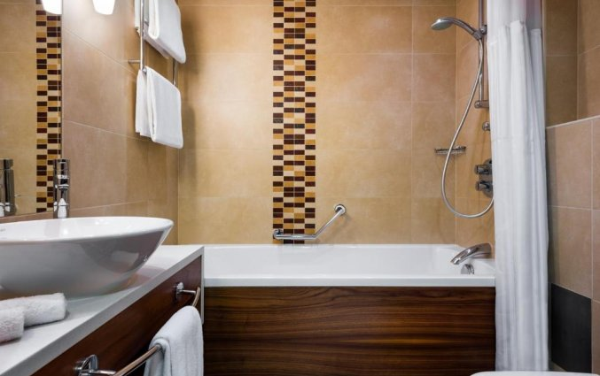 Badkamer van Hilton Garden Inn Krakau