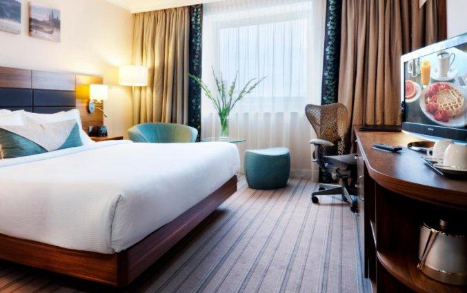 Tweepersoonskamer van Hilton Garden Inn Krakau